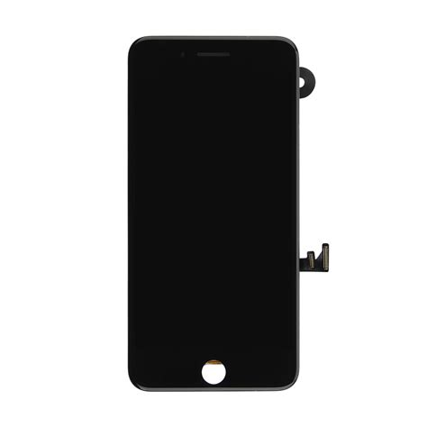 iphone 7 plus lcd touch screen assembly with small parts black