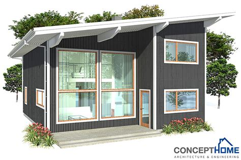 inexpensive tiny houses small house plan ch9 with affordable building price house plan