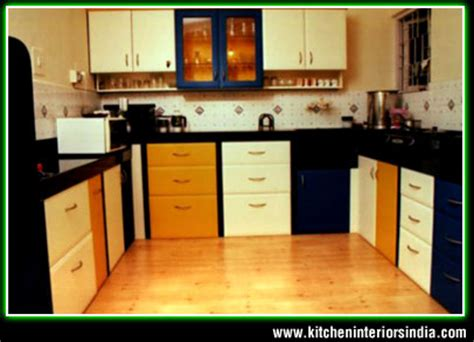 Interior Design For Kitchens by Modular Kitchen Interiors Manufacturer In Punjab