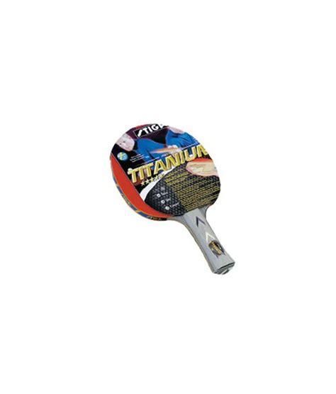 Raket Rs Titanium stiga titanium table tennis racket buy at best