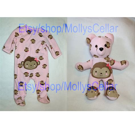 pattern for baby clothes teddy bear keepsake memory bear teddy bear from clothes by mollyscellar