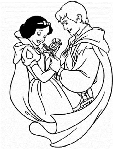 princess snow white coloring pages games snow white the beauty princess coloring pages for free