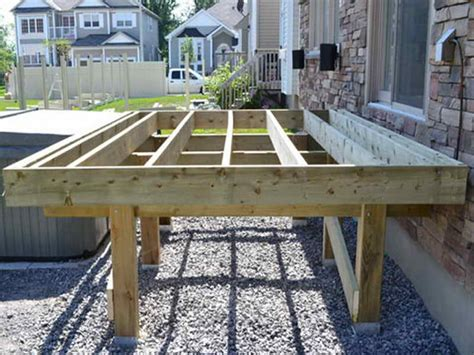 how to build a backyard deck outdoor how to build a simple frame deck how to build a simple deck free deck plans