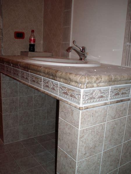lavabo bagno in muratura foto bagno lavandino in muratura di cpo lavori e restauri