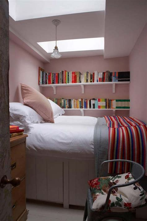 small space ideas  maximize  tiny bedroom homedesigninspired