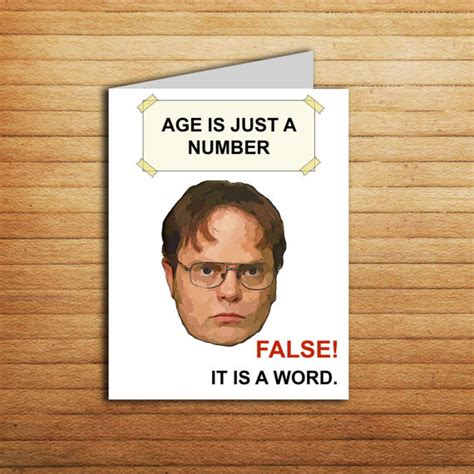 printable birthday cards from office the office tv show birthday card printable the office cards