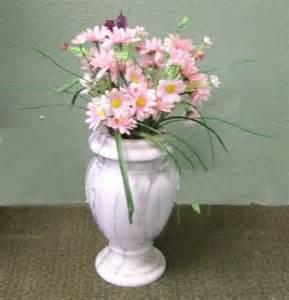 cemetery flower vases