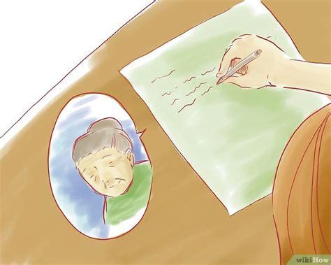 lettere alla nonna come scrivere una lettera alla nonna 8 passaggi