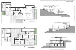 villa tugendhat floor plan tugendhat house plans architecture pinterest