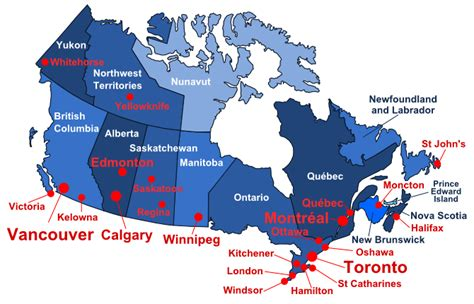 weather map usa and canada weather forecast in canada pr 233 visions m 233 t 233 o