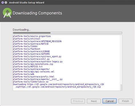 install android studio ubuntu cara install android studio 2 0 di ubuntu pintar komputer