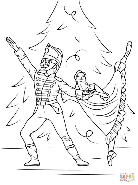 nutcracker coloring pages printable 1000 ideas about nutcracker crafts on pinterest