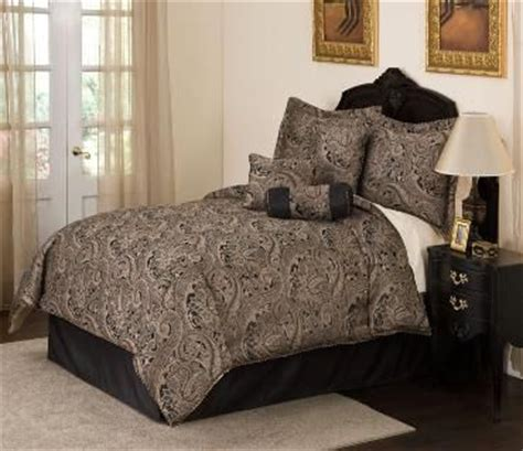 black paisley comforter black and gold damask paisley bedding bedding pinterest