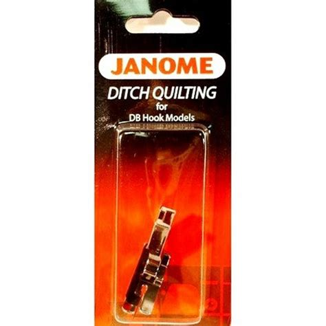 Ditch Quilting Foot by Janome Ditch Quilting Foot 767824109 For 1600p Series