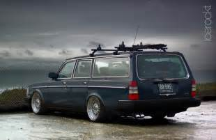 Volvo Wagons Volvo Wagons Safety Stance