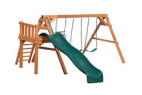 a frame swing set vermont playsets swing sets for sale at livingston farm