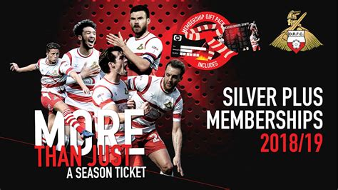silver  membership news doncaster rovers