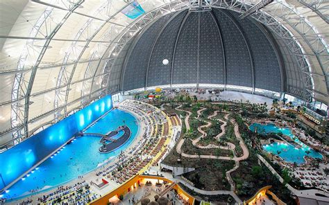 best waterpark in world inside the water park in the world travel leisure