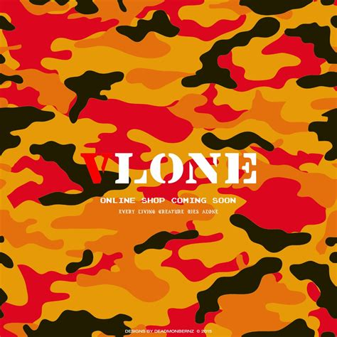 V Lone Friends Orange unkle bernz 174 on quot vlone e shop coming soon