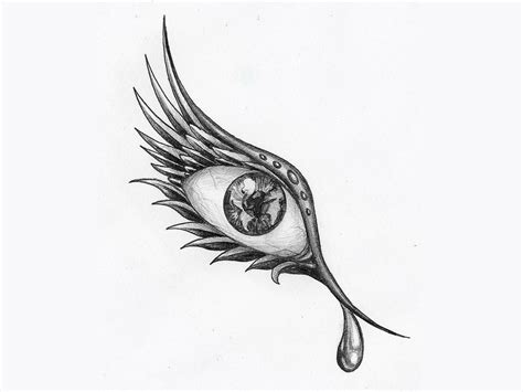 tattoo eye with wings free designs eye with wings tattoo wallpaper eyes