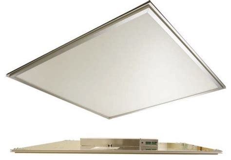 maxlite edge lit 2 x 2 led flat panel fixture