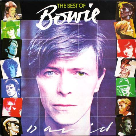bowie best of david bowie the best of bowie vinyl lp at discogs