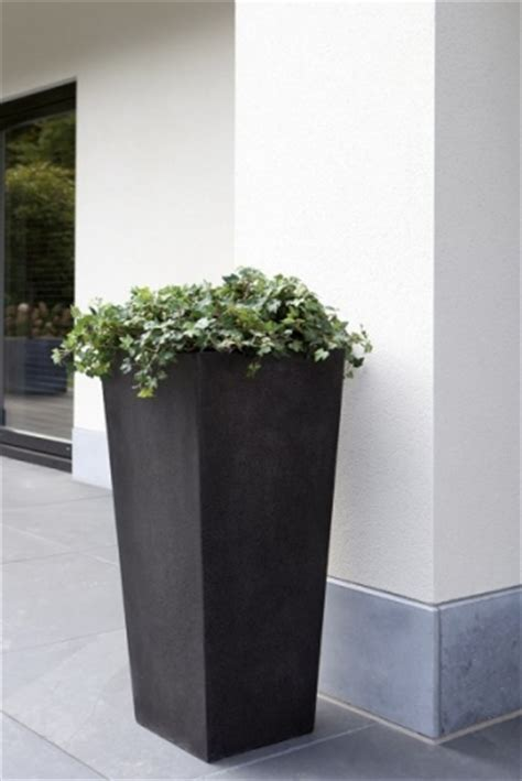 Large Lightweight Planters by Planters Lightweight Planters Taper Planters