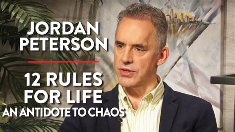 12 for an antidote to chaos books peterson live 12 for an antidote to