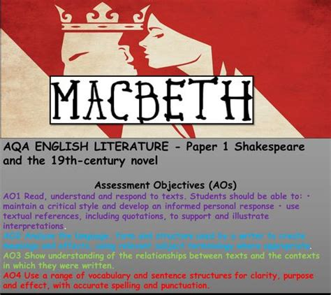 new gcse english literature 150 best secondary macbeth images on student centered resources business valuation