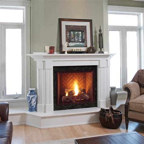 majestic onyx direct vent gas fireplace fireplaces at