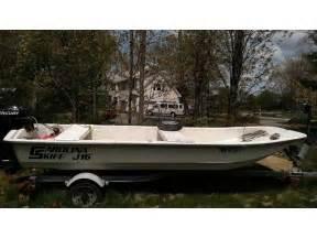 skiff j16 2007 carolina skiff j16 powerboat for sale in maine