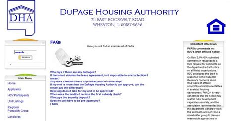 dupage housing authority section 8 feds say dupage housing authority misspent 5 8 million