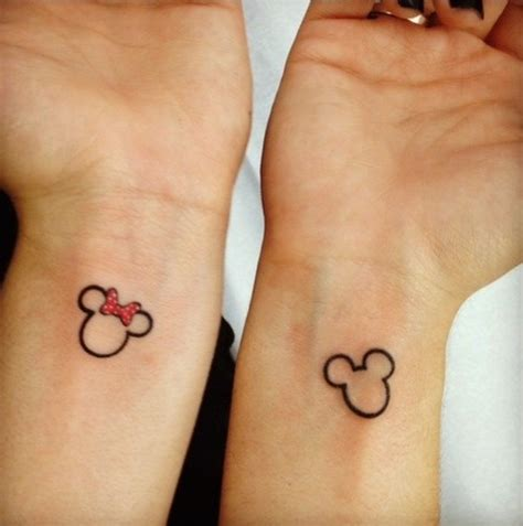 couple small tattoos 24 disney tattoos that prove tales are real