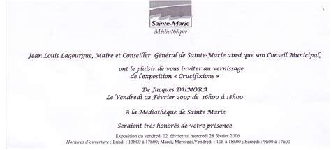 Exemple De Lettre D Invitation Pour Reunion Modele Invitation Pour Une Reunion Document