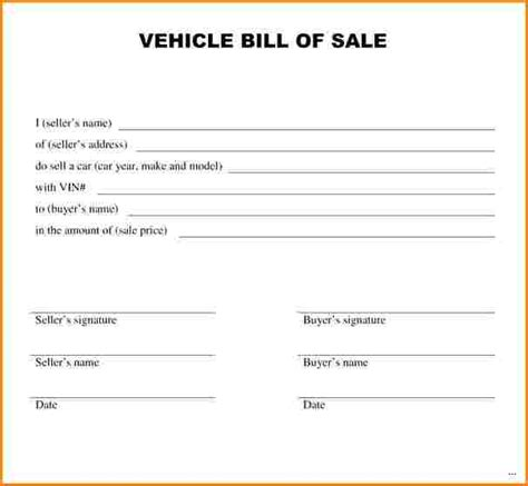 Caravan Receipt Template by 7 Auto Sale Receipt Restaurant Receipt