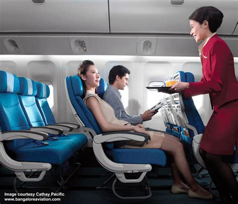 cathay pacific economy comfort images cathay pacific s new premium economy and