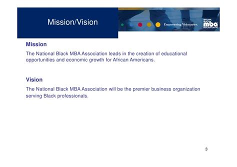 National Black Mba Association Los Angeles Chapter by 2010 Cpo Presentation