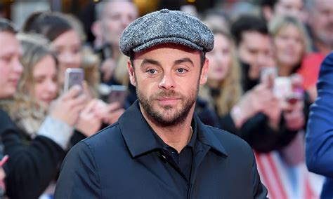 Back In Rehab by Anthony Mcpartlin Confirms He Is Going Back Into Rehab As