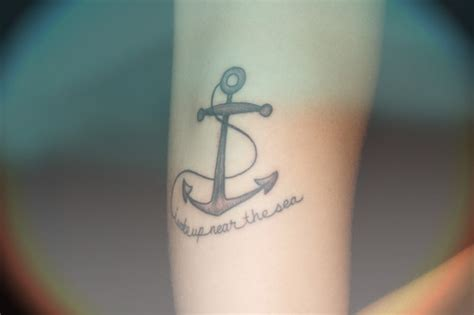 tattoo for girl anchor konadmad anchor tattoos for girl