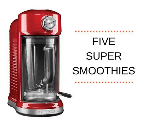 Kitchenaid smoothie blender ? Komfyr bruksanvisning