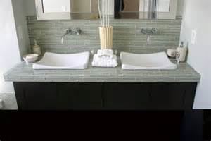 bathroom modern tile ideas backsplash: modern bathroom by philadelphia home stagers busybee design