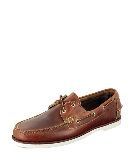 eastland made in maine boat shoes eastland made in maine freeport boat shoe chicago tan