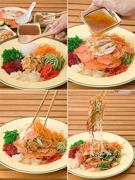 new year yu sheng recipe yu sheng recipe yee sang recipe lo hei