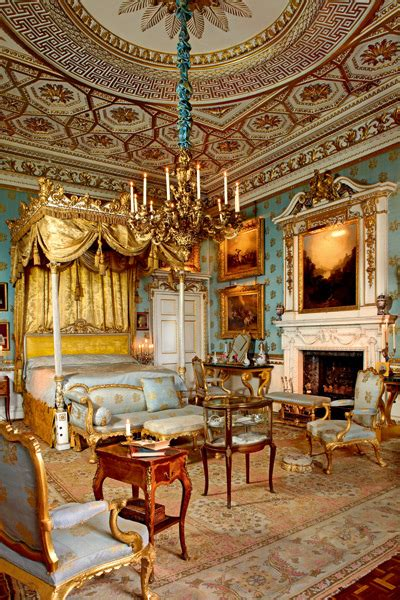 queens bedroom woburn abbey britain magazine the official magazine of