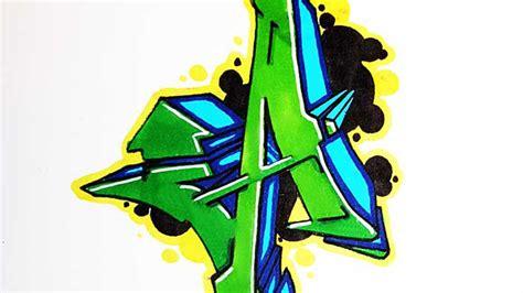 graffiti letter  inspirational images  tutorial
