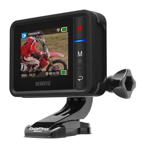 Jc02 Removu R1 Live View Remote For Gopro Hero3 Hero3 Hero4 removu r1 waterproof live view remote for gopro gear australia