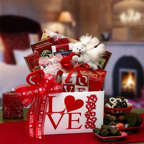 valentine day gift valentine s day gift baskets for your sweet girlfriend