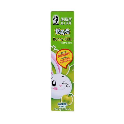 Pasta Gigi Darlie jual darlie bunny apple toothpaste 40 g