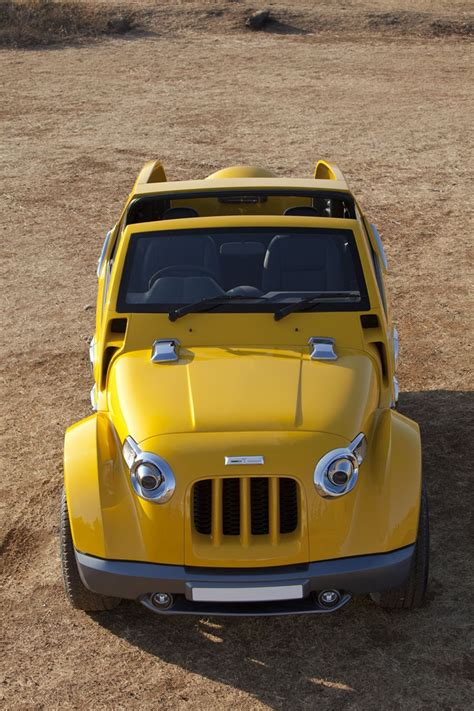 dilip chhabria modified jeep mahindra thar modified by dc design