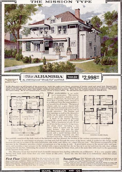 modern home 264b110 farmhouse style 1916 sears house plans the alhambra sears roebuck co vintage house plans